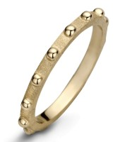 Spirit Icons - Spike Ring - Yellow Gold