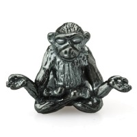 Ohm Beads Year of The Monkey oxidiert