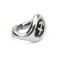 X Jewellery Sagittarius, Single Silver Link