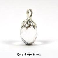 Spiritbeads Bergkristall Anhänger