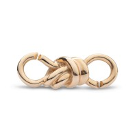 X Jewellery Strength, Double Bronze Link