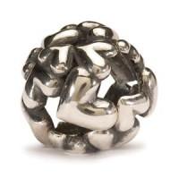 Trollbeads Herz Ball
