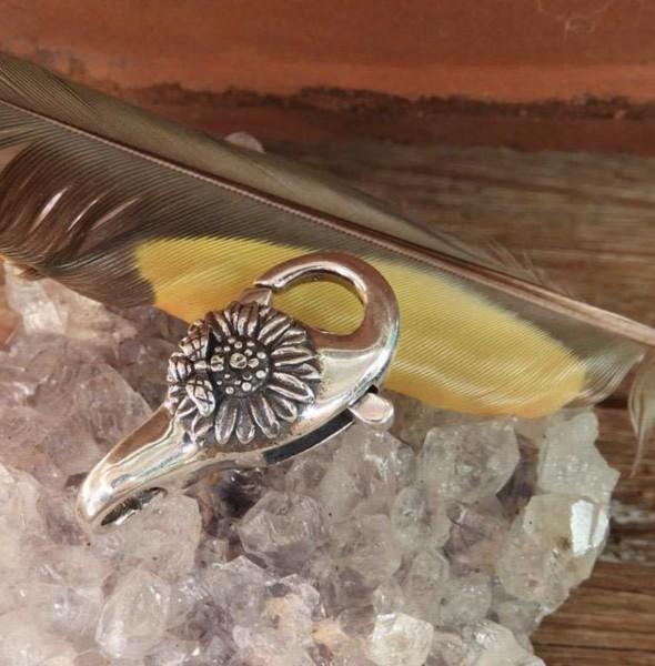 Redbalifrog Sunflower & Bee Lock