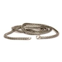 Trollbeads Halskette Silber