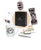 Trollbeads Event-Bag inklusive Merchandise & Bead