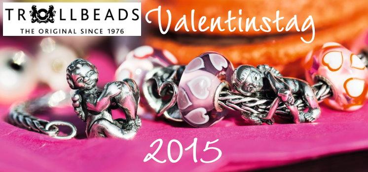Trollbeads Valentinstag 2015