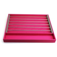 Ohm Beads Storage Tray Pink