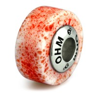 Ohm Beads Glas Eggnog 2E Limited Edition