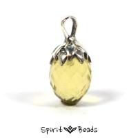 Spiritbeads Lemon Quarz Anhänger