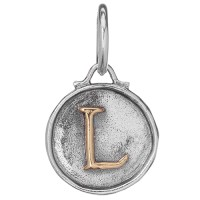 Waxing Poetic Chancery Insignia Collection Letter L