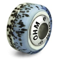 Ohm Beads Seeded Blue