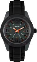 Ene Watch Model 107 48 Silikon Schwarz Grau