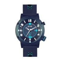 Ene Watch Model 105 Light Schwarz Blau