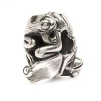 Trollbeads Silber Vier Frösche groß