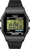 Timex Classics Digitaluhr Schwarz