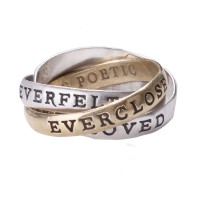 Waxing Poetic Ring Signature Triad