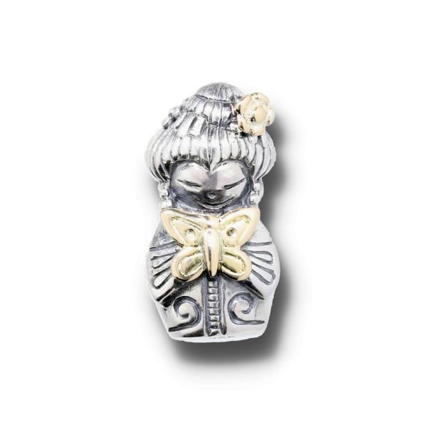 Spiritbeads Kokeshi Ms. Butterfly