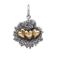 Waxing Poetic Bundled by Love Nest Charm 3 Hearts