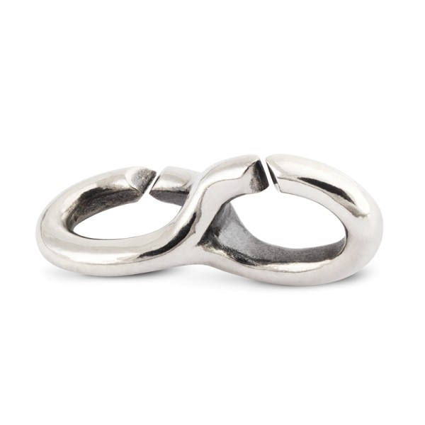 X Jewellery Silber Double-Link