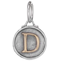 Waxing Poetic Chancery Insignia Collection Letter D