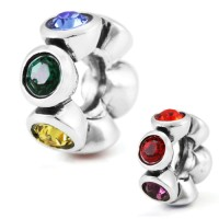Ohm Beads Regenbogen-Spinner