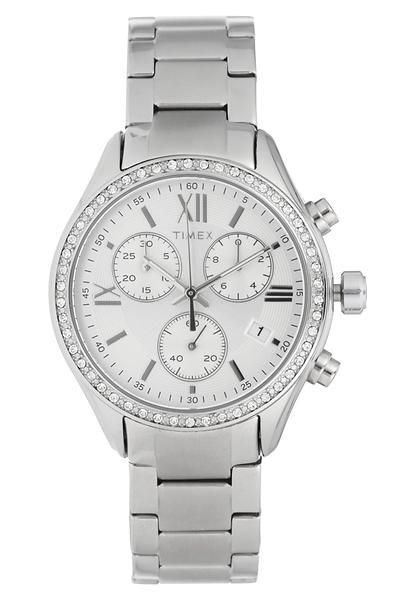 Timex Women´s Chronograph Miami silber