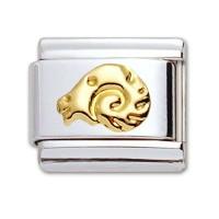 Original Firenze Gold Widder