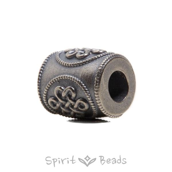 Spiritbeads Endloser Knoten oval