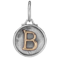 Waxing Poetic Chancery Insignia Collection Letter B