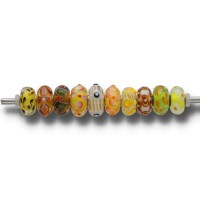 Trollbeads Glasunikate 2341-2350