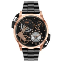 Storm Uhr Dualon Rose Gold