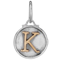 Waxing Poetic Chancery Insignia Collection Letter K