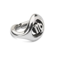 X Jewellery Virgo, Single Silver Link