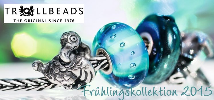 Trollbeads Frühling 2015