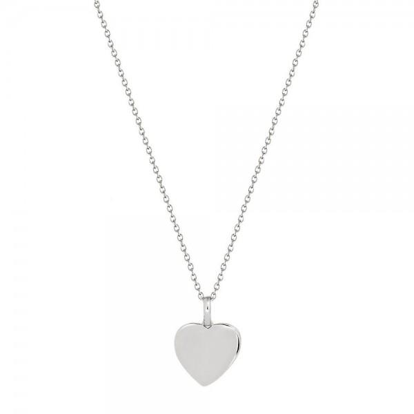 Xenox Halskette mit Herz - Gravierbar
