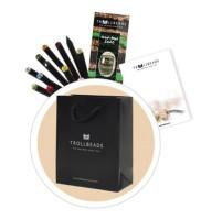 Trollbeads Event-Bag inkl. Merchandise und Bead