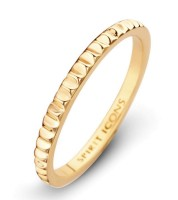 Spirit Icons - Peak Ring - Yellow Gold