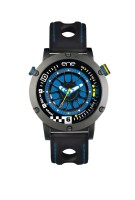 Ene Watch Model 105 Wheel Schwarz Blau 11586