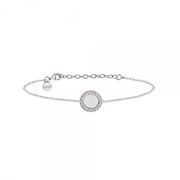 Xenox Armband Circle mit Zirkonia