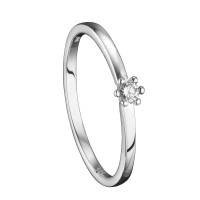 Ring Brilliant 0,070 ct 585 Karat