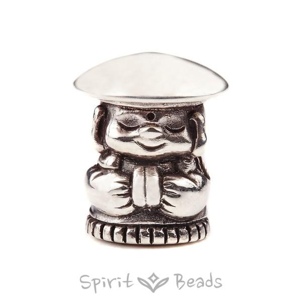 Spiritbeads Glücklicher Mönch