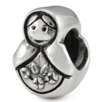 Ohm Beads Matryoshka Puppe