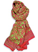 Platadepalo WOMAN Tuch - Batikdruck