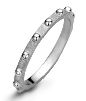 Spirit Icons - Spike Ring - Sterlingsilber