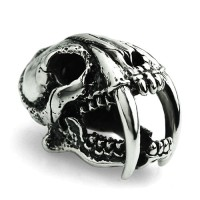 OHM Sabertooth Skull