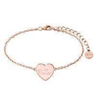 Xenox Armband Rosé My Heart