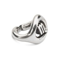 X Jewellery Scorpio, Single Silver Link