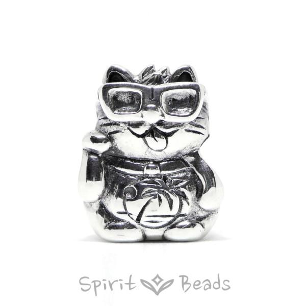 Spiritbeads Lucky Summer Cat