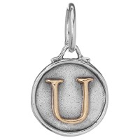 Waxing Poetic Chancery Insignia Collection Letter U
